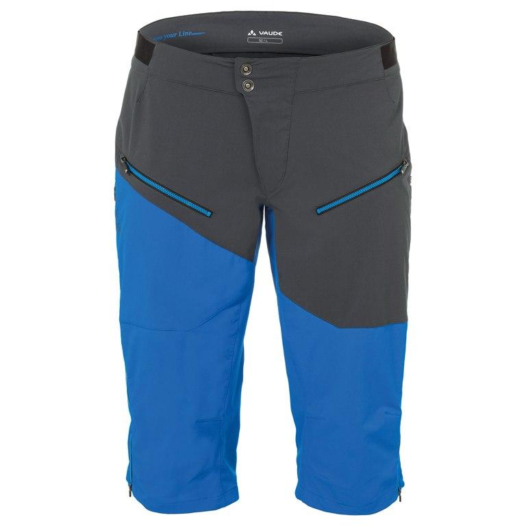 Vaude Men's Garbanzo Shorts  – hydro blue